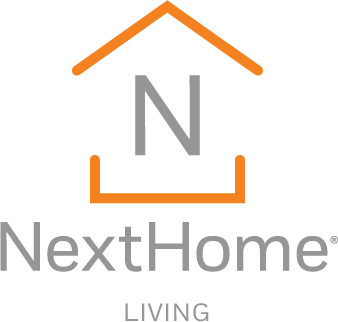 NextHome Living - Vertical Logo